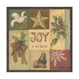 Joy to the World Posters by Anita Phillips