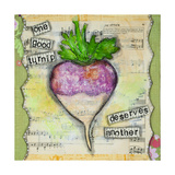 One Good Turnip Prints by Denise Braun