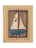 Sailboat Posters by Jo Moulton