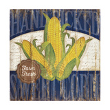 Sweet Corn Print by Jennifer Pugh