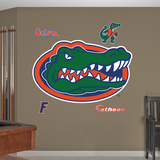 Florida Gators Logo Wall Decal