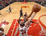 New Orleans Pelicans v Chicago Bulls Photo by Randy Belice