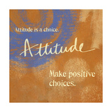 Attitude Prints by Linda Woods