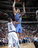 Oklahoma City Thunder v Dallas Mavericks Photo by Glenn James