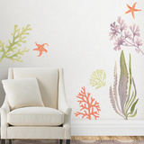 Martha Stewart Living Coral Reef Transfer Wall Decal