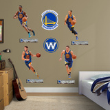 Golden State Warriors Power Pack Wall Decal