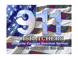 Dispatchers Print by Jim Baldwin