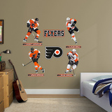 Philadelphia Flyers Power Pack Wall Decal