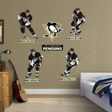 Pittsburgh Penguins Power Pack Wall Decal