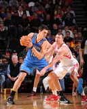 Oklahoma City Thunder v Houston Rockets Photo by Bill Baptist