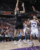Brooklyn Nets v Sacramento Kings Foto af Rocky Widner