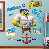 SpongeBob Movie: Invincibubble Wall Decal