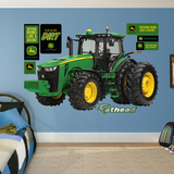 John Deere 8360R Tractor Wall Decal