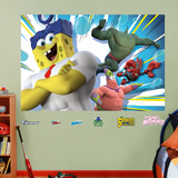 SpongeBob Movie Mural Wall Decal