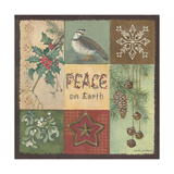 Peace on Earth Prints by Anita Phillips