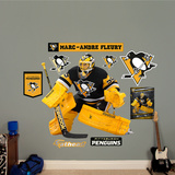 Marc-Andre Fleury - Goalie Wall Decal