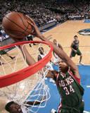 Milwaukee Bucks v Dallas Mavericks Photo by Glenn James