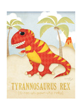 Tyrannosaurus Rex Prints by Jennifer Pugh