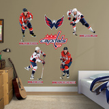 Washington Capitals Power Pack Wall Decal