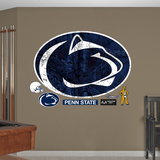 Penn State Nittany Lions Realtree Logo Wall Decal