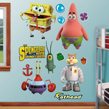 SpongeBob Movie Collection Wall Decal