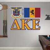 Greek Delta Kappa Epsilon Logo Wall Decal