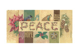 Peace Prints by Anita Phillips