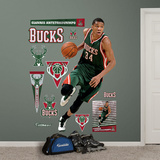 Giannis Antetokounmpo Wall Decal