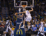 Grizzlies Vs Thunder Photo by Richard Rowe