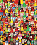 99 Bottles of Beer on the Wall 1000 Piece Puzzle Jigsaw Puzzle