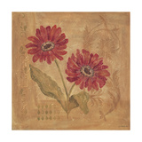 Day Dahlias Prints by Jo Moulton