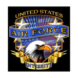 Air Force Premium Giclee Print by Jim Baldwin