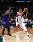 Charlotte Hornets v Milwaukee Bucks Photo by Gary Dineen