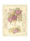 Romantiques Roses Art by Jo Moulton