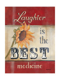 Laughter Posters by Kim Lewis