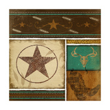 Western Star Prints by Jennifer Pugh