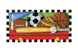 Sport Plakater av Kathy Middlebrook