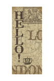 Queen's Hello! Posters by Jo Moulton
