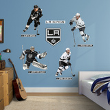 Los Angeles Kings Power Pack Wall Decal