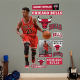 Jimmy Butler Wall Decal