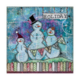 Holiday Cheer Premium Giclee Print by Denise Braun