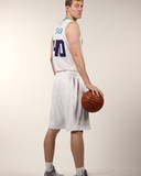 Charlotte Hornets Media Day Photo by Kent Smith