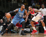 Minnesota Timberwolves v Washington Wizards Photo by Ned Dishman