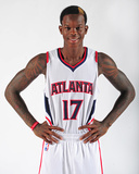 Atlanta Hawks Media Day Photo by Scott Cunningham