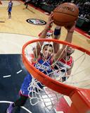 Philadelphia 76Ers v Washington Wizards Photo by Ned Dishman