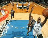 Utah Jazz v Minnesota Timberwolves Photo by David Sherman