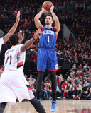 Philadelphia 76Ers v Portland Trail Blazers Photo by Sam Forencich
