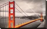 San FranciscoGoldenGateBridge Stretched Canvas Print