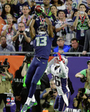 Chris Matthews Touchdown Catch Super Bowl XLIX Photo