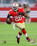 Carlos Hyde 2014 Action Photo